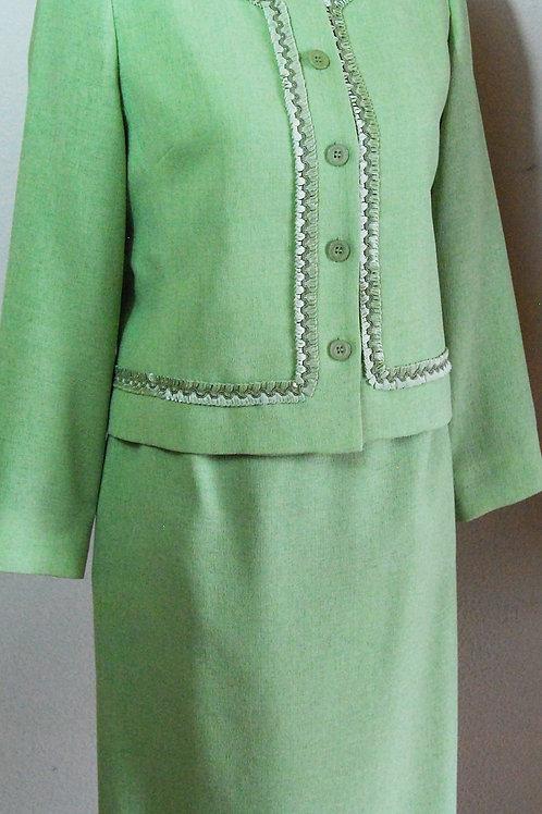 Henry Lee Suit, Size 4P