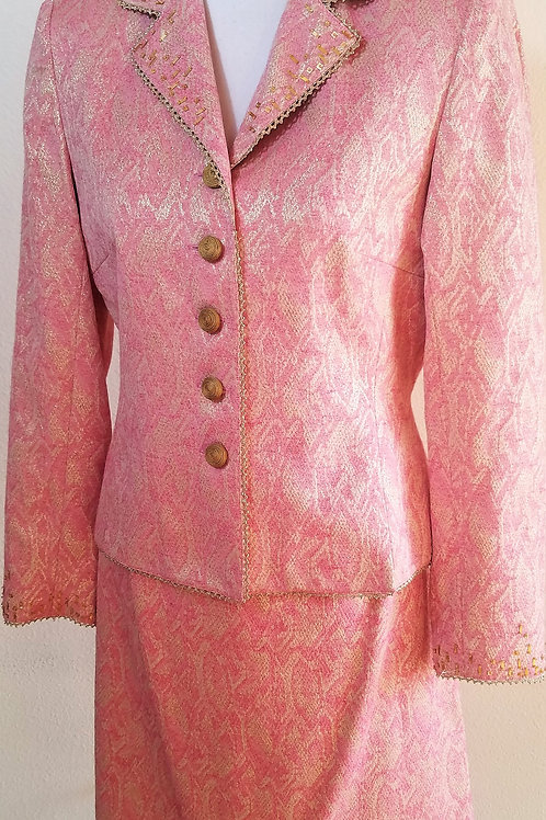 Kay Unger Suit, Size 6,    SOLD