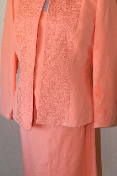 Kasper 3 pc Suit, Size 10    SOLD