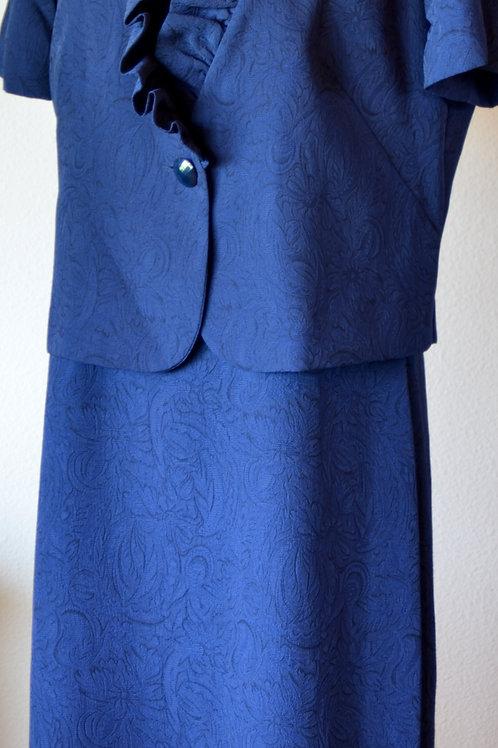 Danny & Nicole Dress Suit, Size 10   SOLD