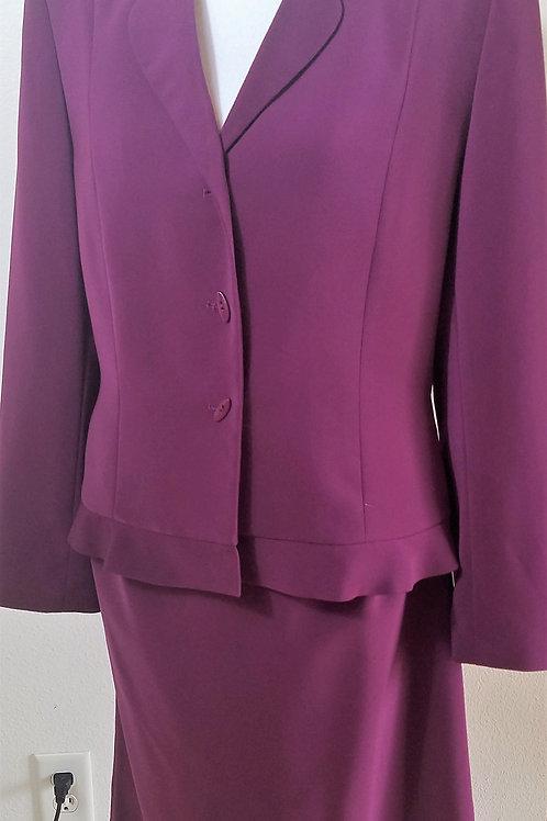 Collections by Le Suit, Suit, Size 12    SOLD