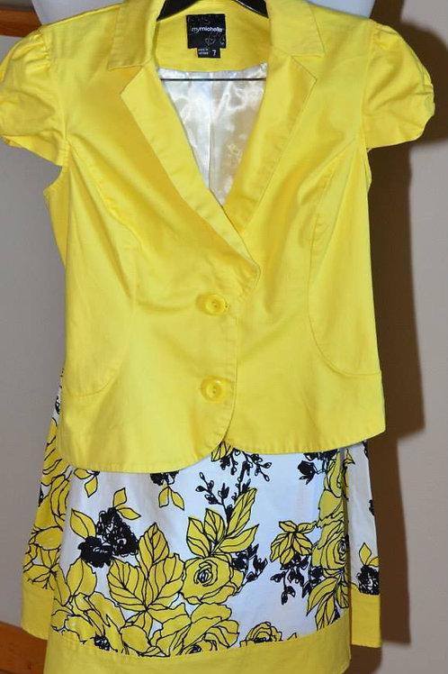 My Michelle Suit, Size 7  SOLD