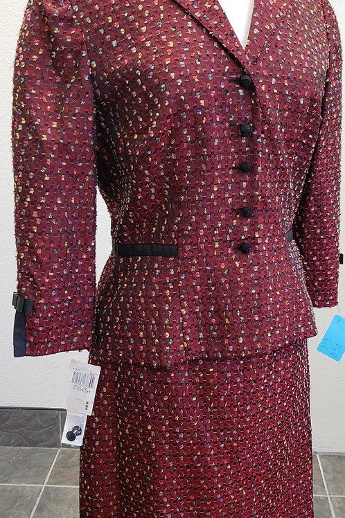Maggy London Suit, NWT, Jkt Size 10, Skt Size 8