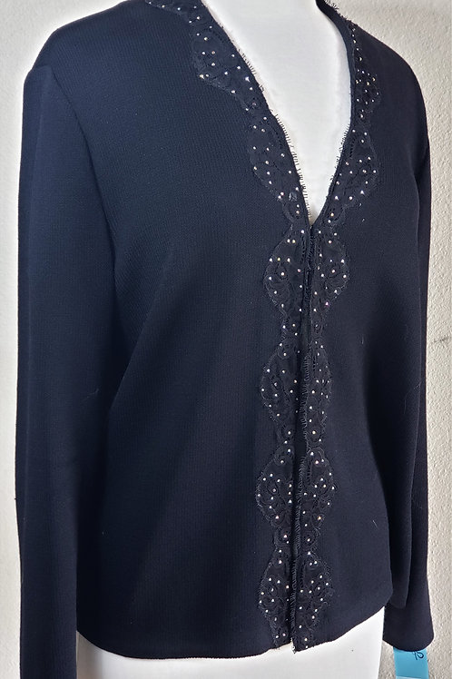 St. John Evening Jacket ONLY, Size 12?, check measurements
