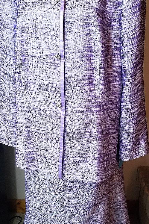 Midnight Velvet Suit, NWOT   SOLD