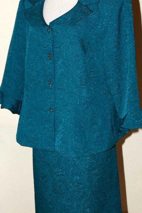 DressBarn Suit, Size 20W   SOLD