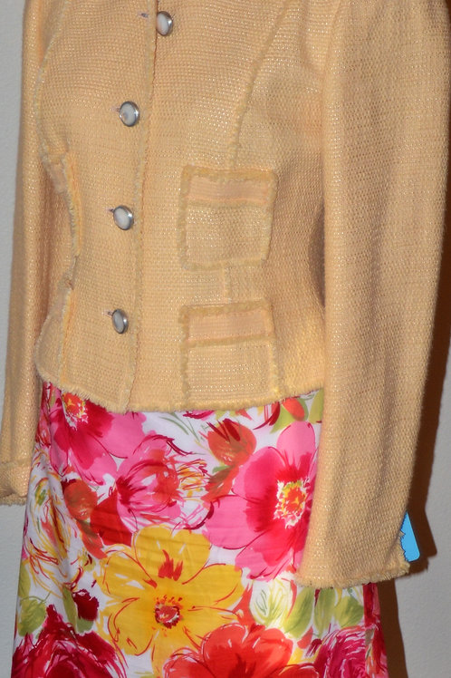 Worth Jacket, VanHeusen Skirt, Size 2   SOLD