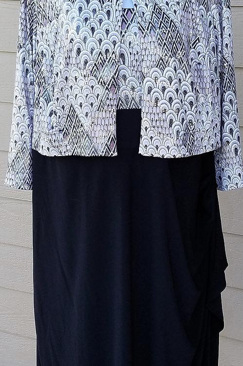 No Label Dress , Size 22W    SOLD