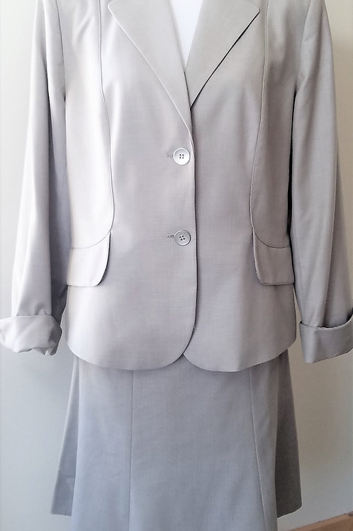 Calvin Klein Suit, Size 14    SOLD