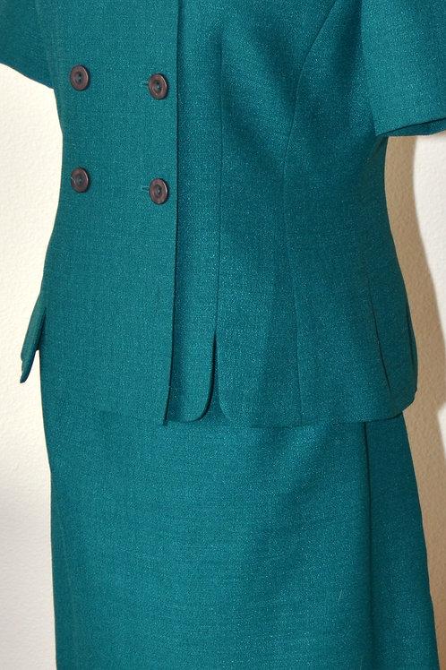 Le Suit, Suit, Size 6P   SOLD