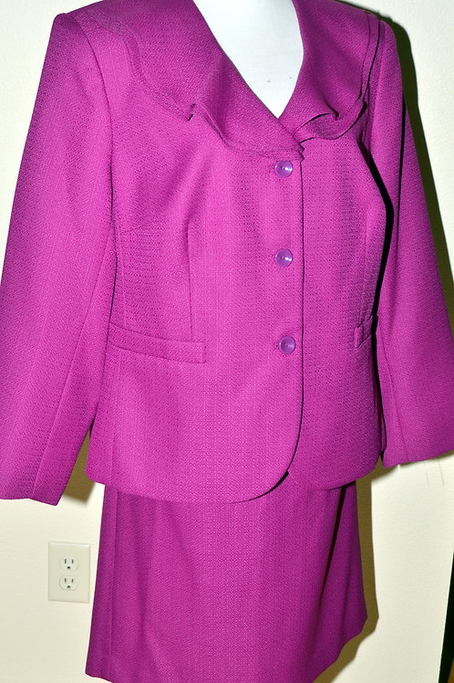 Emily Suit, Size 16W  SOLD