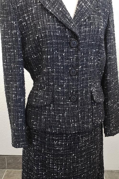 Kasper Suit, Size 16P   SOLD