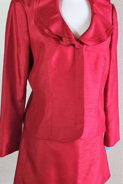 Emily Suit, Size 12    SOLD
