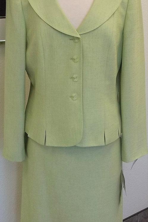 Suit Studio Celery Suit, NWT, Size 14
