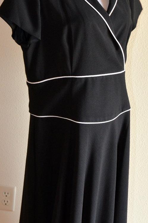 Danny & Nicole Dress, Size 18   SOLD