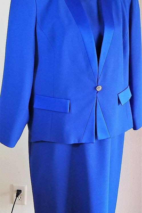 Diane Roberts Dress Suit, Size 16   SOLD