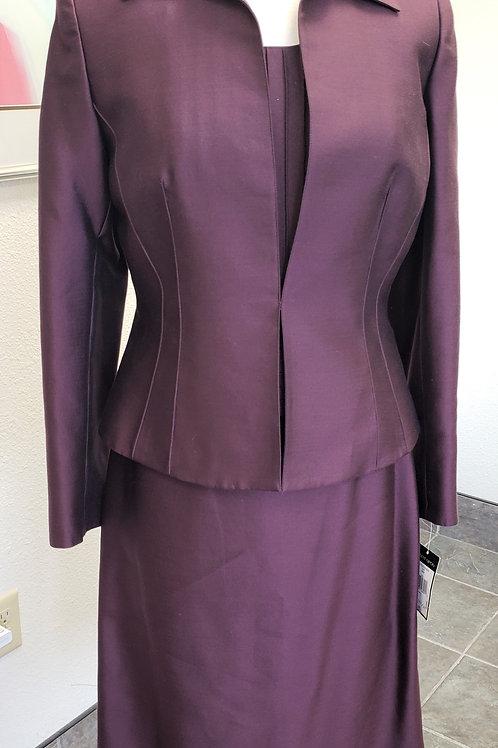 Albert Nipon Suit, NWT, Size 6