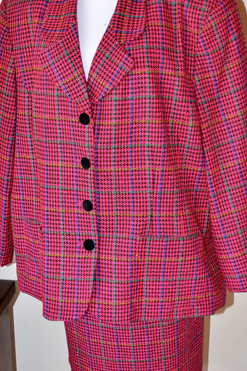 Maggie McNaughton Suit, Size 24W   SOLD