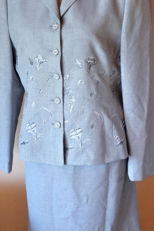 Morgan Taylor Studio Suit, Size 14P   SOLD