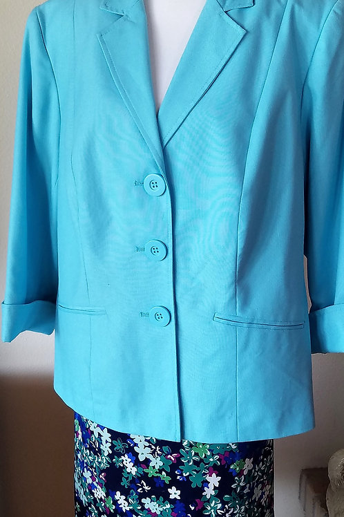 Dress Barn Jacket, Charter Club Skirt, Size 20W    SOLD