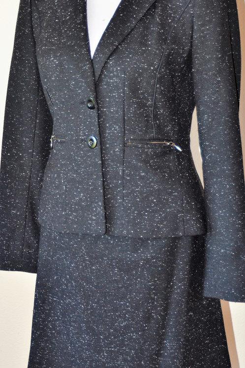 Halogen Suit, Jkt Sz 4, Skt Sz 6   SOLD