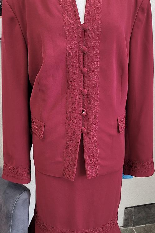 John Meyer Suit, Size 24W