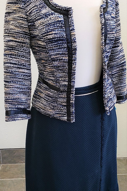 INC Jacket, Size XS, Brooks Brothers Skirt, Size 4