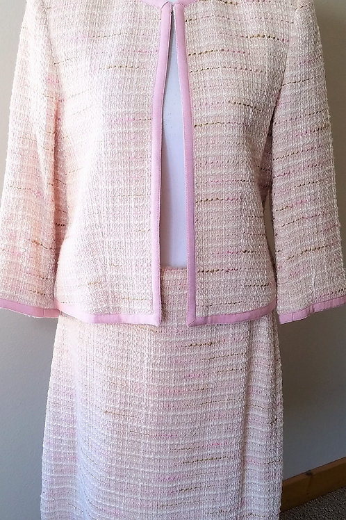 Kate Hill Suit, Size 6    SOLD
