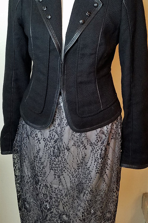 WH/BM Jacket, Size 4   SOLD
