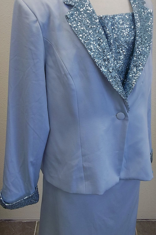 Lisa Rene Suit, Size 20W    SOLD