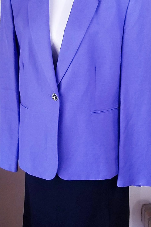 Tahari Jacket, Laura Scott Skirt, Size 18    SOLD