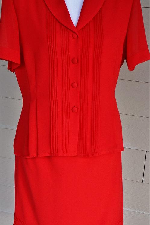 Danny & Nicole Suit, Size 12P    SOLD