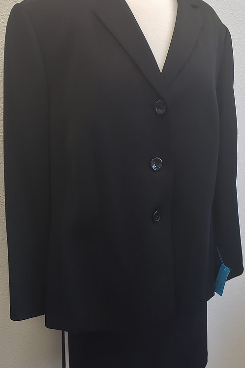 Le Suit Jacket, Worthington Skirt, Size 18W