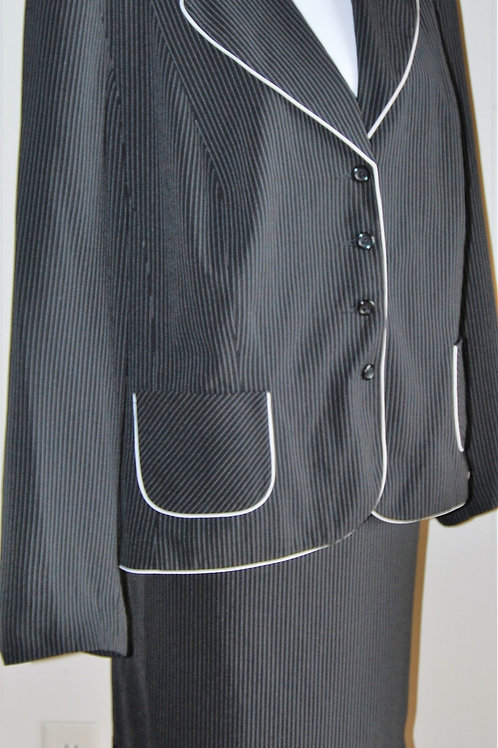 Giorgio Sant' Angelo, Suit, Size 24W   SOLD
