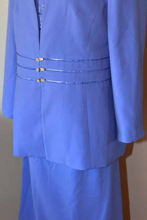 St. Anthony Evening Suit, 3 pc, Size 12   SOLD