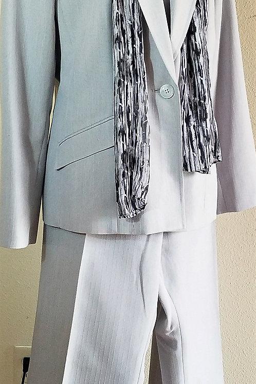 Collections by Le Suit, Pants Suit, Size 16   SOLD
