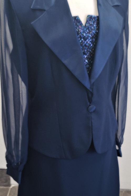 J.R. Nites Suit, Size 16    SOLD