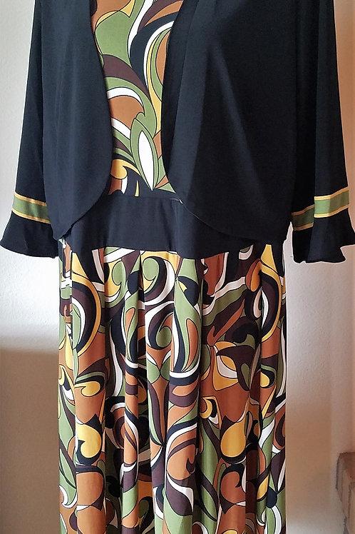 Perceptions Dress Suit, Size 18W    SOLD