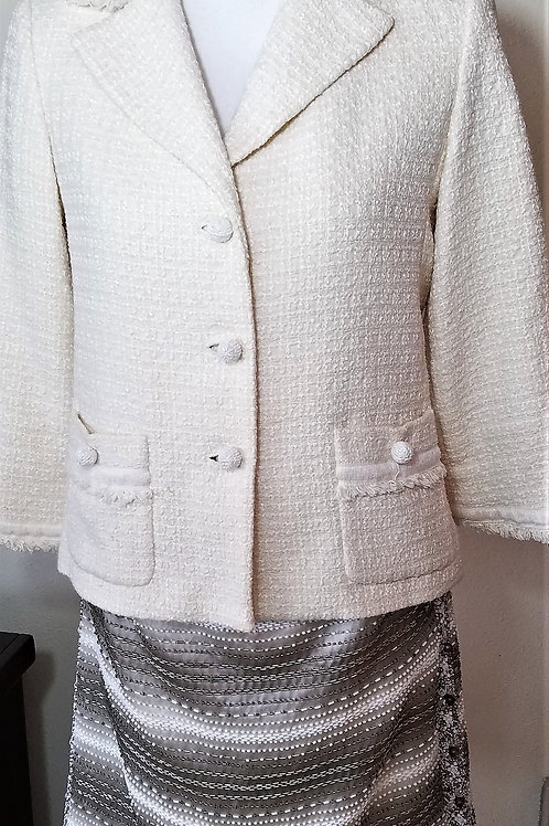Talbots Jacket, Perse Skirt, Size 4    SOLD