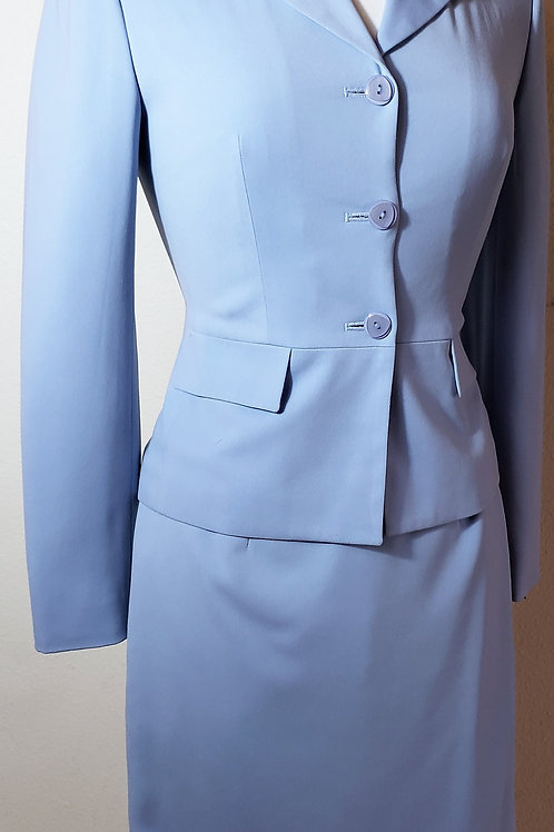 Gia & Co Suit, Jacket Size 00, Skirt Size 2    SOLD