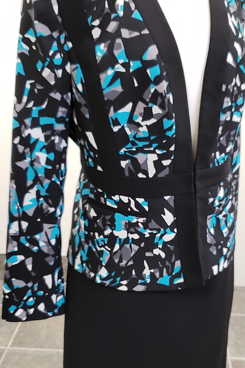Kasper Jacket, Le Suit Skirt, Size 14   SOLD
