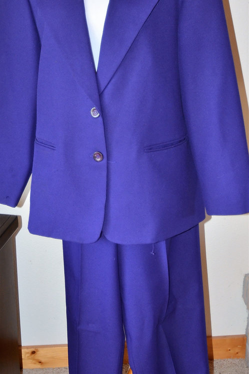 Haberdashery 3 pc Suit, Size 16W   SOLD