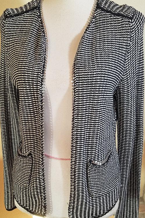 H & M Sweater Blazer, NWT Size S