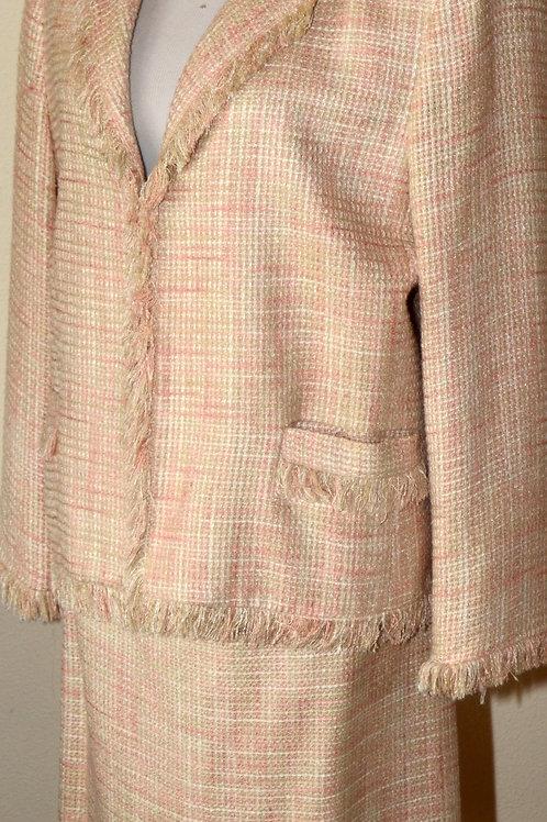 Josephine Chaus Suit, Jkt Sz 14, Skt Sz 12  SOLD