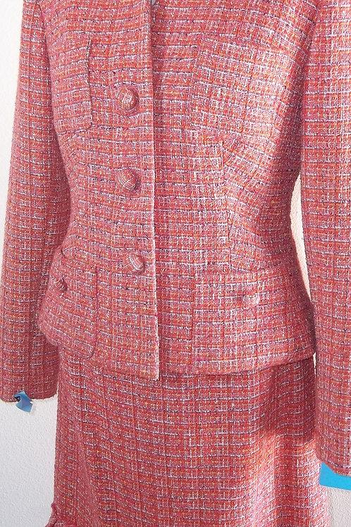 Kay Unger Suit, Size 10,     SOLD