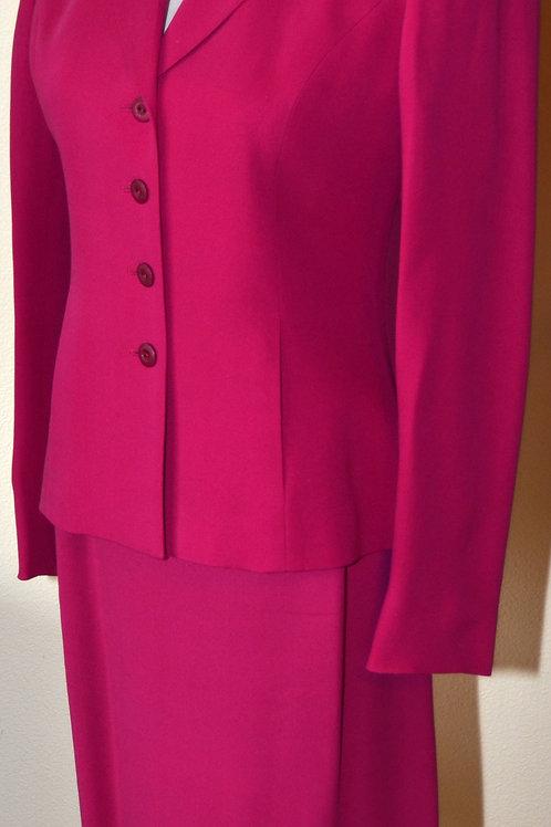 Kasper Suit, Size 2P   SOLD