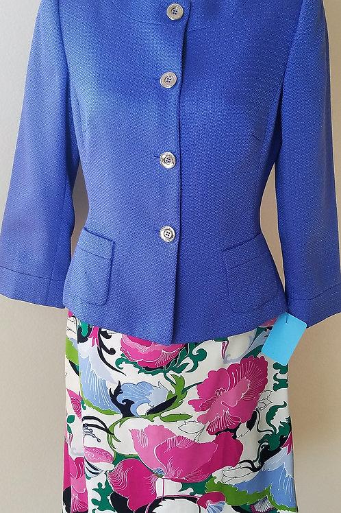 Tahari Jacket,  Talbots Skirt, Size 4     SOLD
