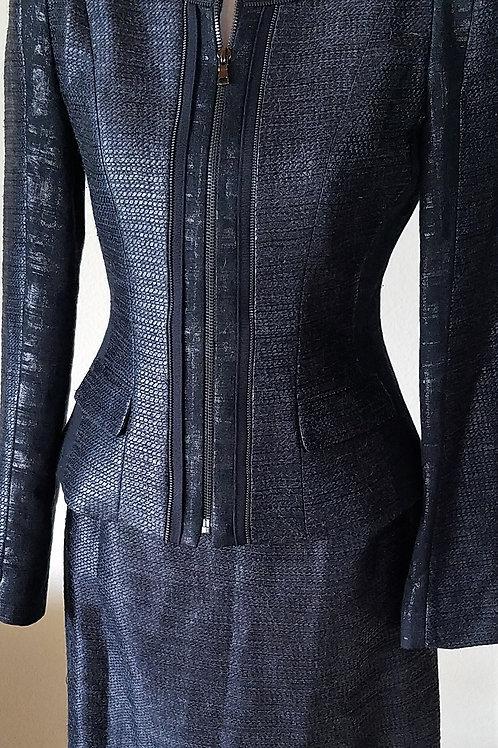 Elle Tahari Suit, Jacket Size 2, Skirt Size 0   SOLD