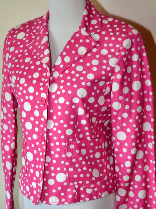 Larry Levine Blazer, Size 4   SOLD