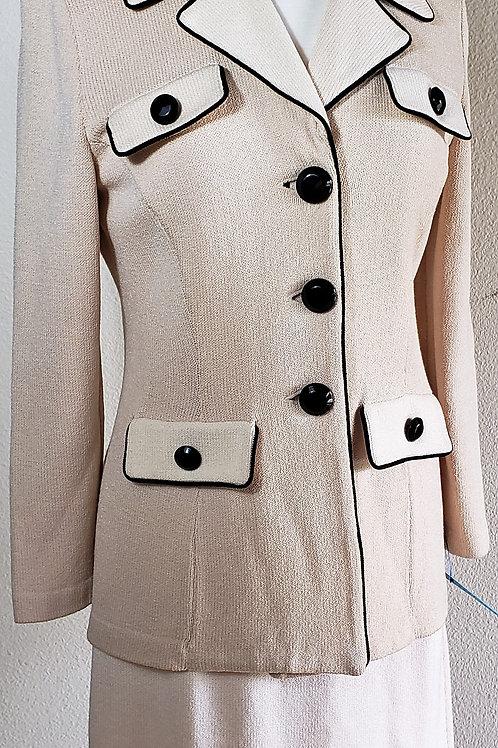 St. John Collection Suit, Size 4